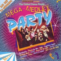 House Mouse - Mega Medley Party Power Vol. 2 — The United Dance People