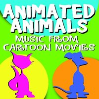 Animated Animals - Music From Cartoon Movies — Starlight Orchestra & Singers