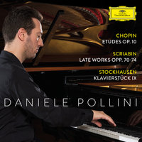Chopin: Etude Op. 10 No. 12 in C minor — Daniele Pollini