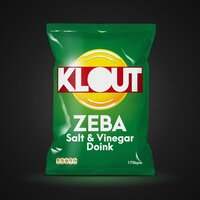 Salt & Vinegar / Doink — Zeba