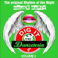 Danceteria Dig-It - Volume 3 - The Original Rhythm of the Night - House Party — сборник