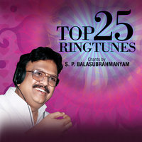 Top 25 Ringtunes - Chants by S. P. Balasubrahmanyam — S. P. Balasubrahmanyam
