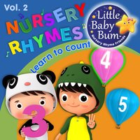 Learn to Count with LitttleBabyBum! Counting & Number Songs for Children, Vol. 2 — Little Baby Bum Nursery Rhyme Friends