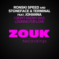 I Didn't Know I Was Looking For Love — Stoneface & Terminal, Ronski Speed, Johanna