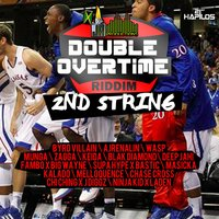 Double Overtime Riddim - 2nd String — сборник