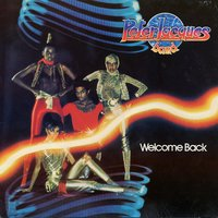 Welcome Back — Peter Jacques Band