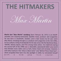 Hits of Max Martin — The World-Band, Behindtupfers