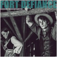 Shadows Through a Canyon — Fort Defiance