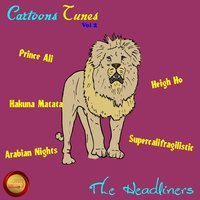 Great Cartoons Tunes, Vol. 2 — The Headliners