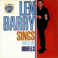 Len Barry Sings with The Dovells — Len Barry