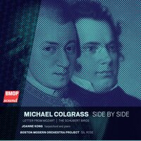 Michael Colgrass: Side by Side — Michael Colgrass, Boston Modern Orchestra Project, Gil Rose