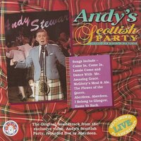 Andy's Scottish Party — Andy Stewart, Bill Garden