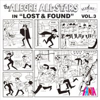 Lost and Found, Vol. 3 — Alegre All Stars
