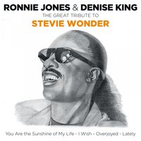 The Great Tribute to Stevie Wonder — Denise King, Ronnie Jones