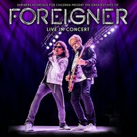 Live in Concert — Foreigner