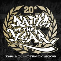 International Battle of the Year 2009 - The Soundtrack — сборник