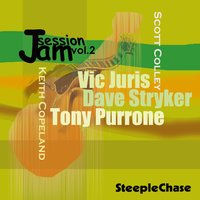 Jam Session Vol. 2 — Scott Colley, Dave Stryker, Vic Juris, Keith Copeland, Tony Purrone, Vic Juris & Dave Stryker & Tony Purrone