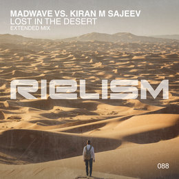 Lost in the Desert — Madwave feat. Kiran M Sajeev