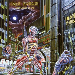 Somewhere In Time — Iron Maiden