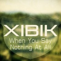 When You Say Nothing at All — Xibik