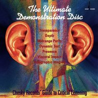 Ultimate Demonstration Disc: Chesky Records' Guide to Critical Listening — сборник