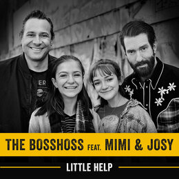 Little Help — The BossHoss, Mimi & Josy
