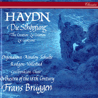Haydn: Die Schöpfung (The Creation) — Frans Brüggen, John Mark Ainsley, Orchestra Of The 18th Century, Luba Orgonasova, Joan Rodgers, Gulbenkian Choir