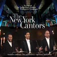 The New York Cantors — Josh Groban, Andrew Lloyd Webber, Naomi Shemer, Timothy Rice, Shlomo Carlebach, Nurit Hirsch