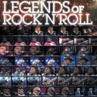 Legends of Rock 'n' Roll — Ray Charles, James Brown, B.B. King, Jerry Lee Lewis, Little Richard, Fats Domino