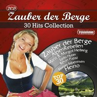 30 Hits Collection - Zauber der Berge — сборник