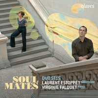 Soul Mates: Contemporary Music for Saxophone & Piano — Victor Cordero, Duo ST15, Piotr Grella-Mozejko, Virginie Falquet, Laurent Estoppey, Paule Maurice, Дариус Мийо