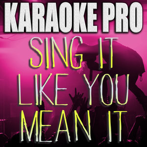 Karaoke Pro - Girls Like You