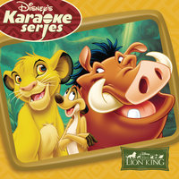 Disney's Karaoke Series: The Lion King — сборник
