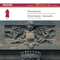 Mozart: Complete Edition Box 3: Divertimenti & Serenades — Sir Neville Marriner, Edo De Waart, Academy of St. Martin in the Fields Chamber Ensemble, Netherlands Wind Ensemble, Michael Laird, Holliger Wind Ensemble