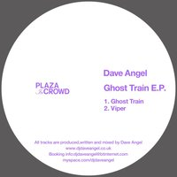Ghost Train - EP — Dave Angel