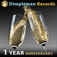 Dimpleman Records 1 Year Anniversary — сборник