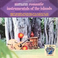 Romantic Instruments of the Islands — Webley Edwards