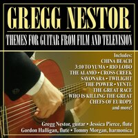 Themes For Guitar From Film And Television — Gregg Nestor
