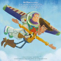 Walt Disney Records The Legacy Collection: Toy Story — Randy Newman