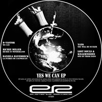 Yes We Can EP (Erxt009) — сборник