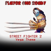 Street fighter 2 — Player one ready