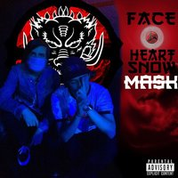 MASK — FACE, HEARTSNOW, FACE, Heartsnow