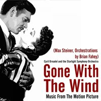 Gone With The Wind (Music From The Motion Picture) — Cyril Ornadel