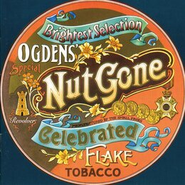Ogdens' Nut Gone Flake — Small Faces