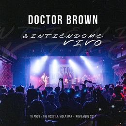Sintiéndome Vivo — Doctor Brown