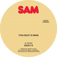 This Beat Is Mine (Kon's Groove) — Vicky D