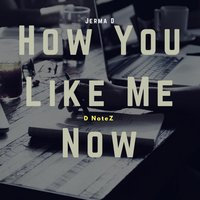 How You Like Me Now — D-NoteZ, Jerma D