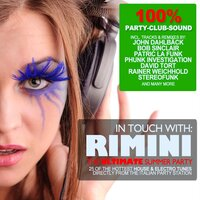 In Touch With: Rimini - The Ultimate Summer Party — сборник
