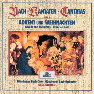 Lotte Schädle, Hertha Töpper, Münchener Bach-Orchester, Karl Richter - J.S. Bach: Meinen Jesum lass ich nicht, Cantata BWV 124 - 5.