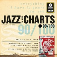 Jazz in the Charts Vol. 90 - Everything I Have Is Yours — Sampler